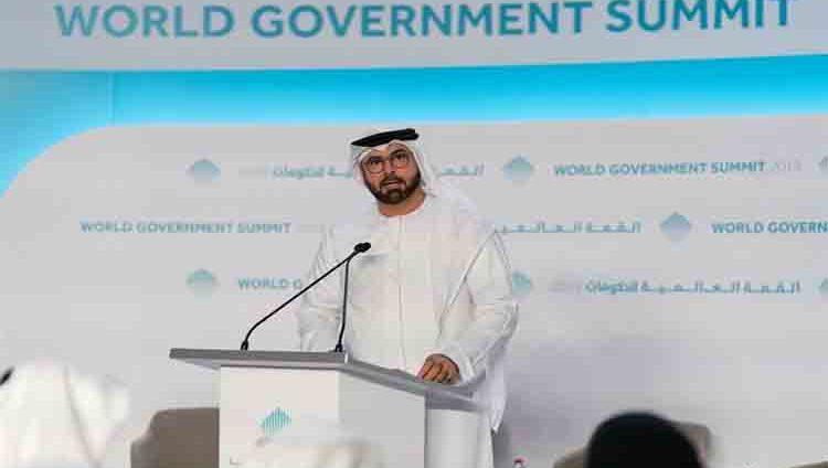 محمد القرقاوي: محمد بن راشد جعل القمة العالمية للحكومات منصة لـ 140 حكومة حول العالم