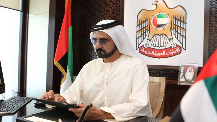 محمد بن راشد يعتمد قانون الموازنة العامة لحكومة دبي للعام 2019