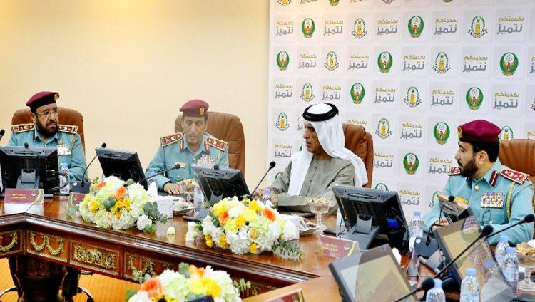 سعود بن صقر: شعب الإمارات متمسك بقيم المحبة والتسامح