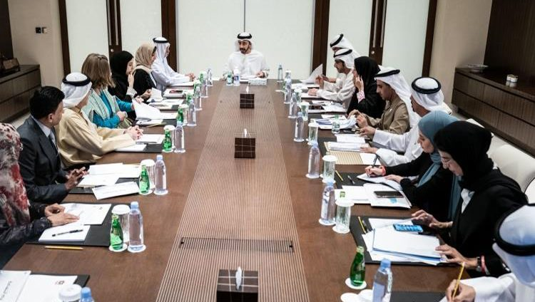 """عبدالله بن زايد يترأس اجتماع اللجنة الوطنية العليا لـ""""عام التسامح"""""""