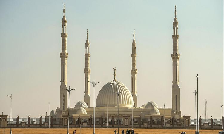 الإمارات تشارك في افتتاح مسجد الفتاح العليم وكاتدرائية المسيح في مصر