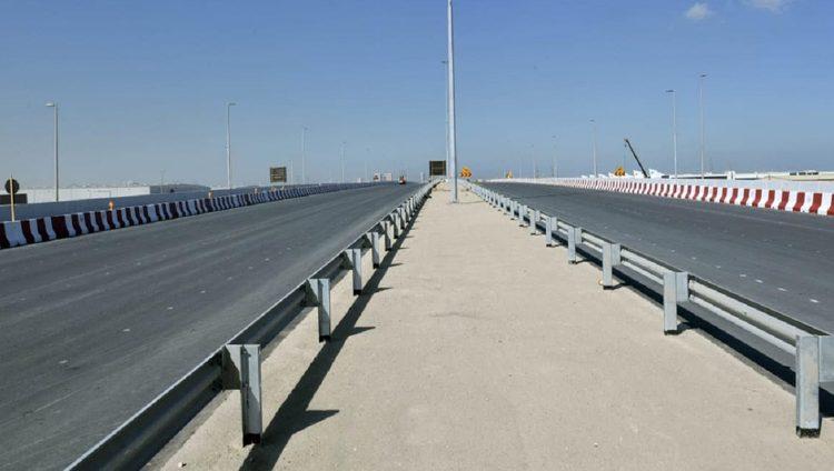 """طرق دبي تفتتح جسرا على شارع اكسبو عند تقاطعه مع """"الاصايل"""""""
