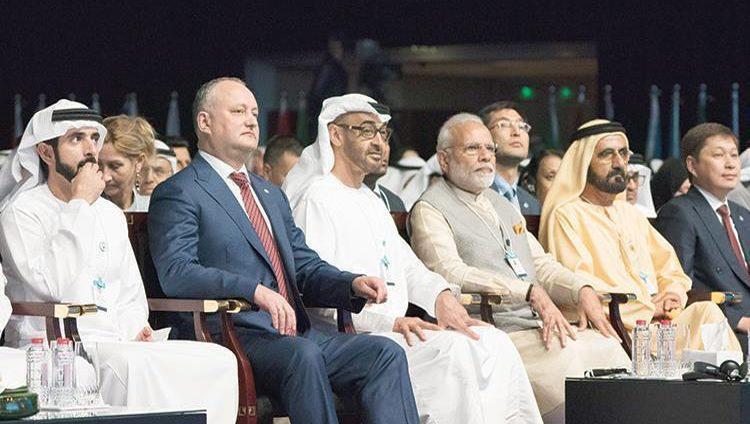 محمد بن راشد ومحمد بن زايد: «القمة العالمية للحكومات» تستهـدف توحيد الجهود لتحسين حياة البشر