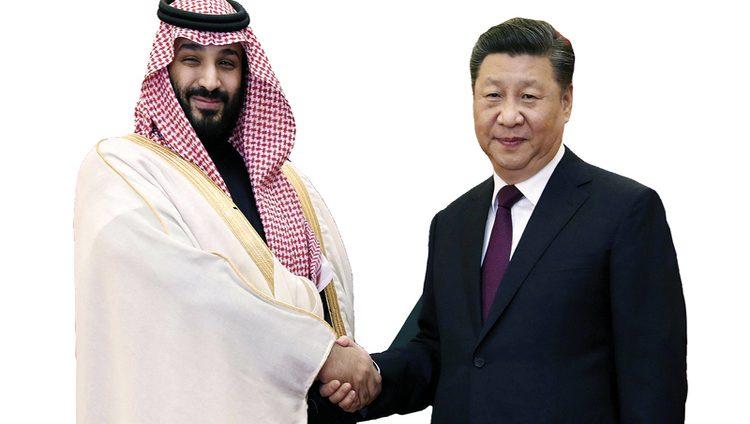 السعودية توقع 35 اتفاقية مع الصين بـ 28 مليار دولار