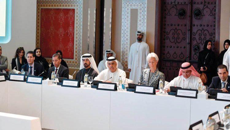 مدير عام «النقد الدولي»: رؤية محمد بن راشد كبيرة.. ودبي مدينة تعبّر عن الغد