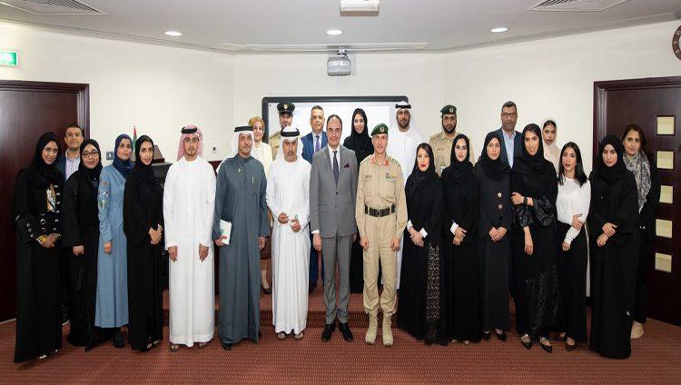 المكتب الإعلامي لحكومة دبي ينظم ورشة عمل حول آليات إدارة الأزمات والكوارث إعلامياً