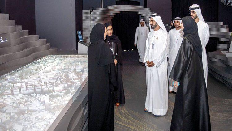محمد بن راشد: الحكومات الخلّاقة تحول التكنولوجيا إلى ابتكارات تخدم الناس