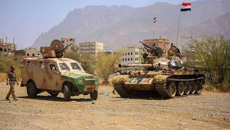 30 قتيلاً وجريحاً من ميليشيات الحوثي بمعارك في حجة