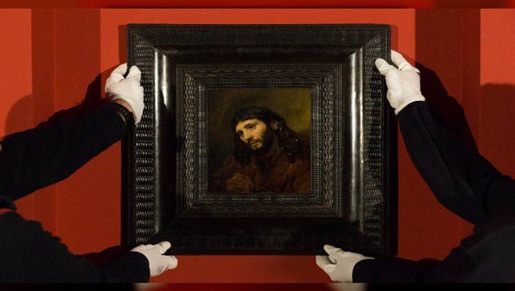 اللوفر أبوظبي يكشف عن لوحة جديدة للرسام الهولندي رامبرانت
