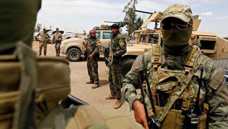 قوات سوريا الديموقراطية تعلن التقدم فى بلدة الباغوز السورية