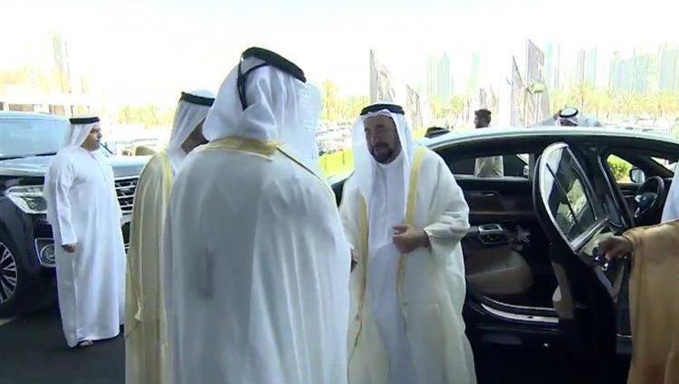 حاكم الشارقة يشهد افتتاح الدورة الثامنة للمنتدى الدولي للاتصال الحكومي
