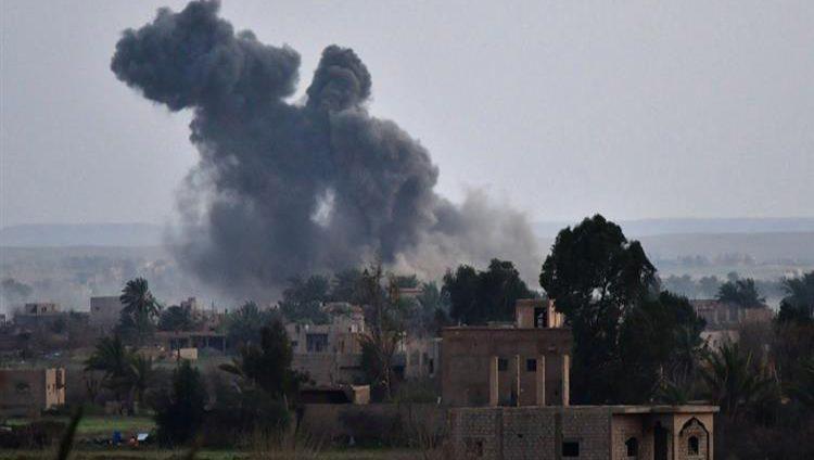 """قوات سوريا الديموقراطية تسيطر على عدة مواقع داخل آخر جيب لـ""""داعش"""" في الباغوز"""