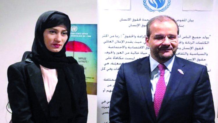زوجة حفيد مؤسس قطر: استدرجوه وسجنوه بتهم ملفقة