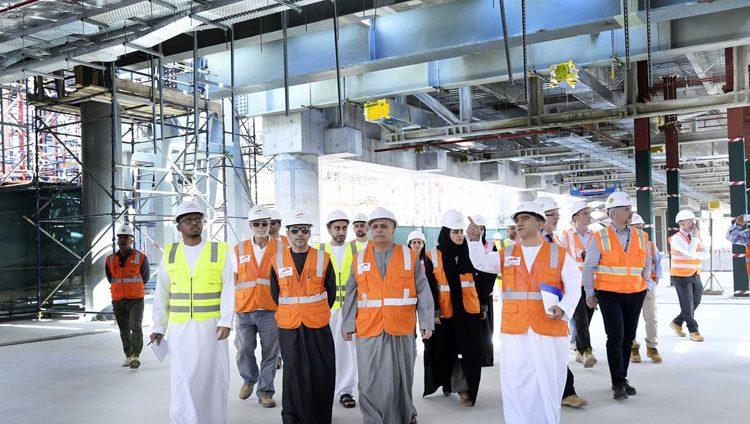 """إنجاز 70% من مجمل أعمال """"مسار 2020"""" لتمديد مترو دبي لموقع إكسبو"""