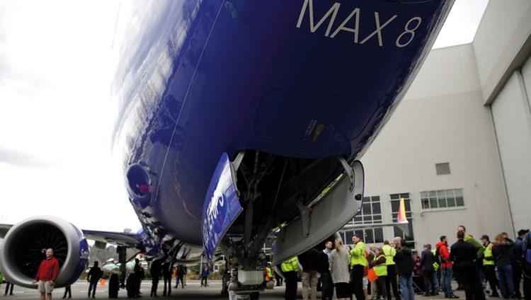 «الطيران المدني» تحظر تشغيل طائرات «بوينغ 737 ماكس 8» كإجراء احترازي