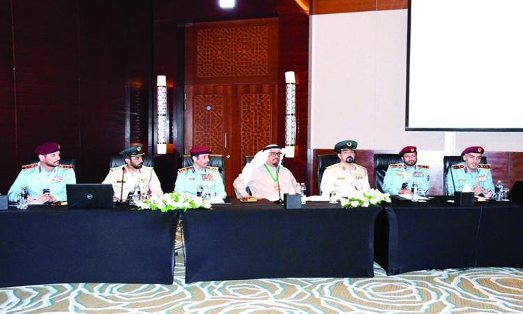 الإمارات الأولى عالمياً في مؤشرات الأمن