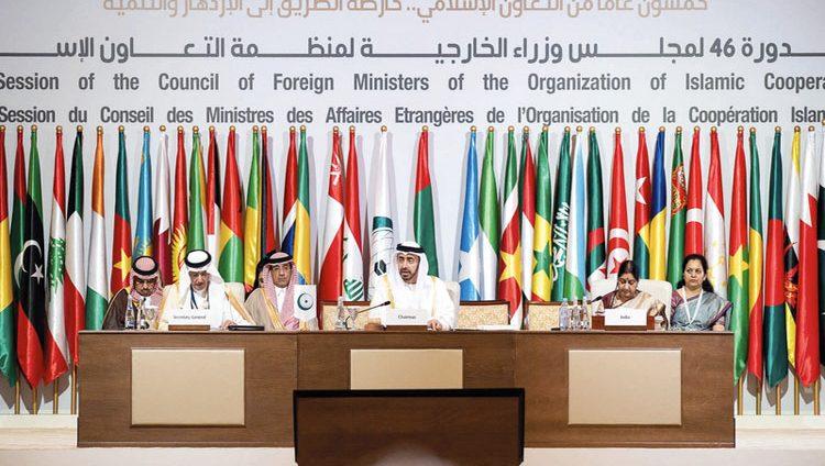 عبدالله بن زايد: السياسة الخـارجية للإمارات تقوم على مساعدة دول الـعالم الإسلامي