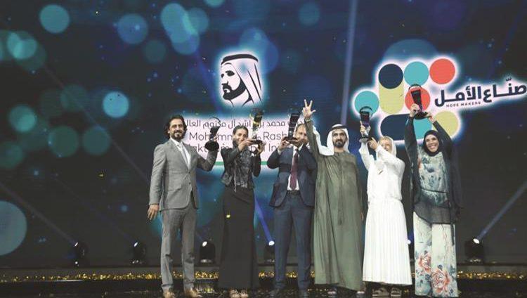 محمد بن راشد: صناعة الأمل في عالمنا العربي تعادل صناعة الحياة