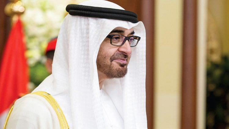 محمد بن زايد من أكثر القادة تأثيراً إلى جانب رؤساء أمريكا والصين وجنوب إفريقيا