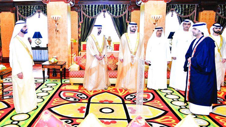 محمد بن راشد: الإمارات دولة محبة وتسامح.. والجميع متساوون أمام القانون
