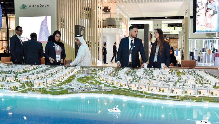 الكشف عن مدينة سيارات ذكية في أبوظبي