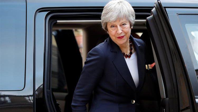 """ماي تتجه إلى بروكسل لاجتماع طارئ بشأن إرجاء """"بريكست"""""""