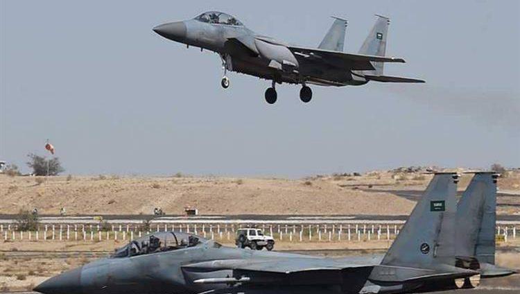 التحالف يبدأ عملية نوعية ضد شبكة الطائرات المسيرة الحوثية