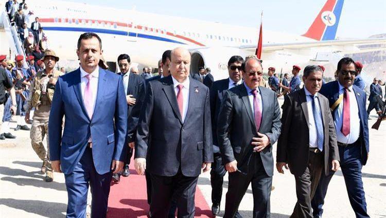 الرئيس اليمني: أهم أولوياتنا حالياً هي هزيمة الانقلاب