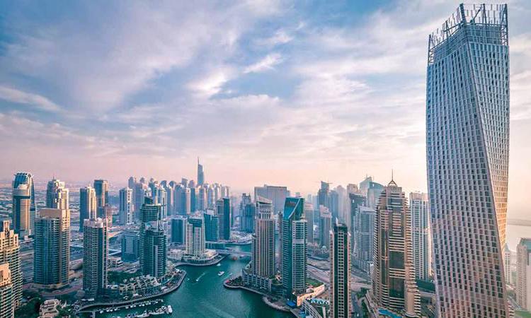 إنجاز 21 مبنى جديداً في دبي يومياً