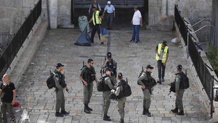 استشهاد فلسطينيين برصاص الاحتلال.. وجرح مستوطنين في عملية طعن بالضفة