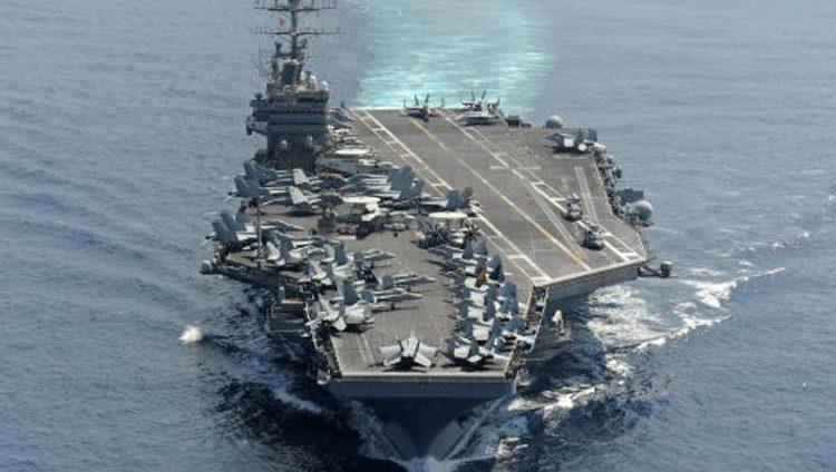 قوّة بحرية أمريكية إلى الشرق الأوسط لمواجهة تهديدات إيران