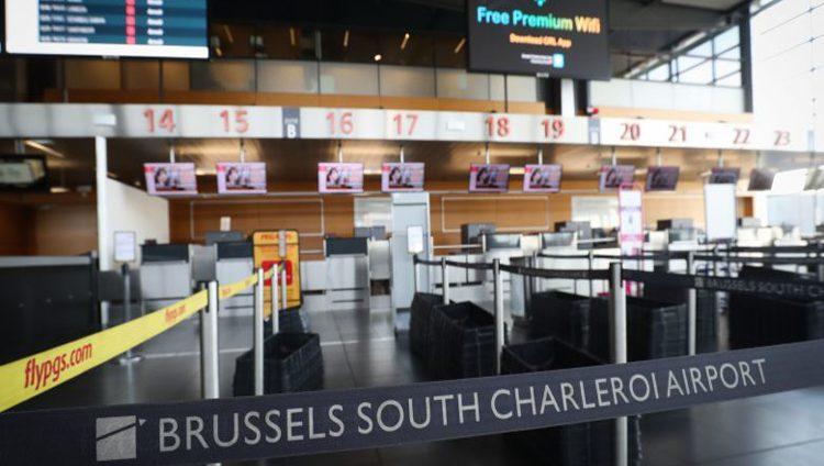 إضراب يعرقل حركة الملاحة الجوية في بروكسل