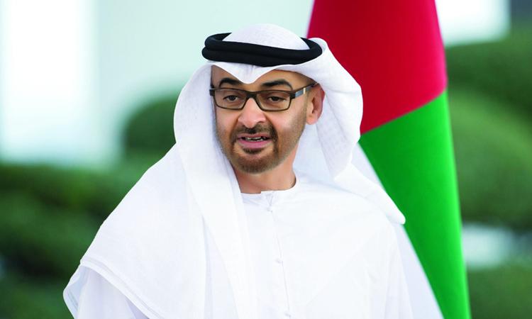 محمد بن زايد: الإمارات والأردن نموذج في الوحدة والأخوة المتجذرة
