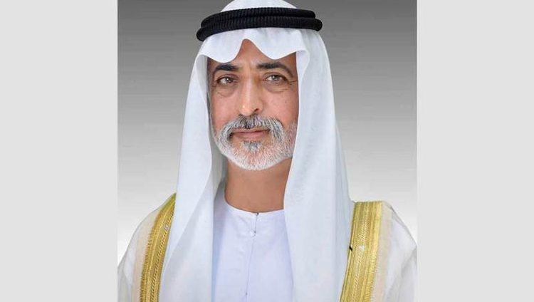 نهيان بن مبارك: منذ تأسيس الإمارات رحبت بالمـوهوبين والمثابرين للعيش والعمل والتعاون