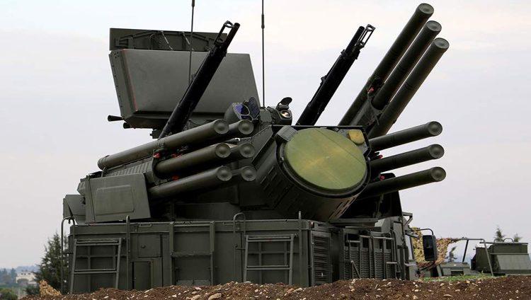 """قصف صاروخي يستهدف قاعدة """"حميميم"""" الروسية في سورية"""