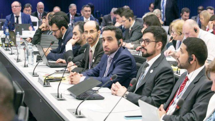 الإمارات تشارك في اجتماع «الاتحاد الدولي للاتصالات»