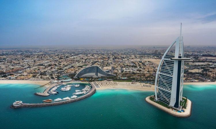 شواطئ دبي ضمن الأجمل عالمياً