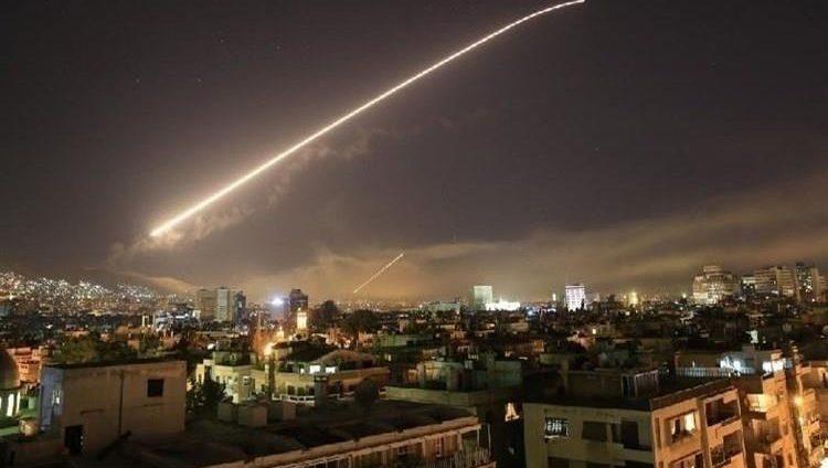 سوريا.. الدفاعات الجوية تتصدى لهجوم صاروخي إسرائيلي بالجنوب