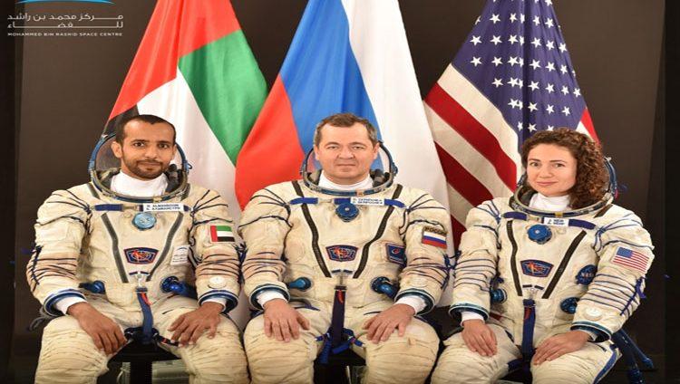 100 يوم تفصل الإمارات عن محطة الفضاء
