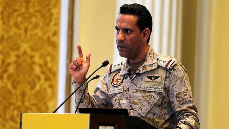 """""""التحالف"""": عمل إرهابي يستهدف مطار أبها الدولي"""