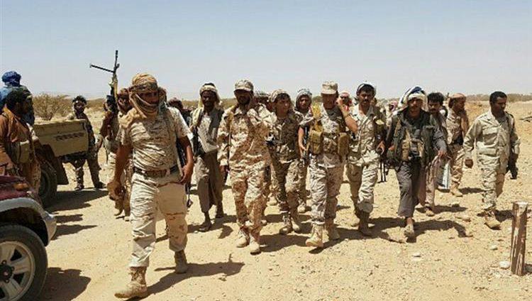 الجيش اليمني يعيد مواقع جديدة من ميليشيات الحوثي شمال صعدة