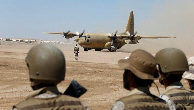 قوات التحالف تستهدف وتدمر 6 مواقع تابعة لميليشيا الحوثي في صنعاء