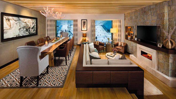أجنحة فندقية استثنائية في قلب مدينة دبي
