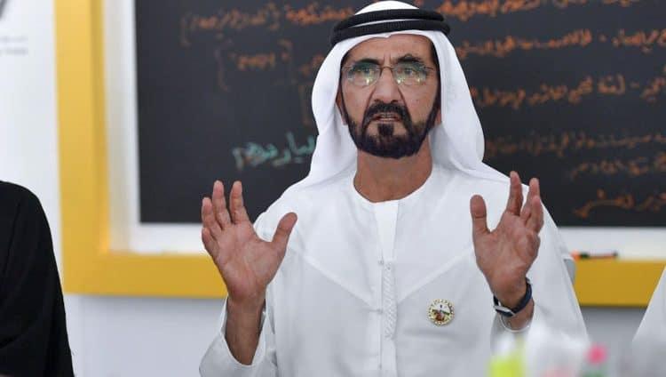 محمد بن راشد: الأمم الضعيفة هي من تملك أسباب القوة وترضى بالهزيمة