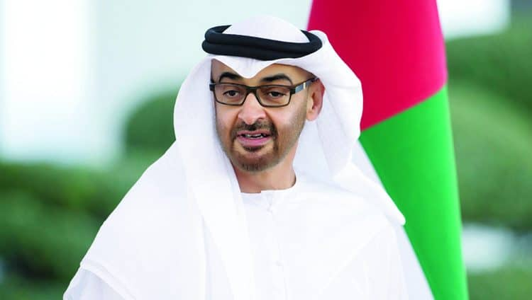 محمد بن زايد وعبدالله الثاني يبحثان هاتفياً علاقات البلدين والمستجدات الإقليمية