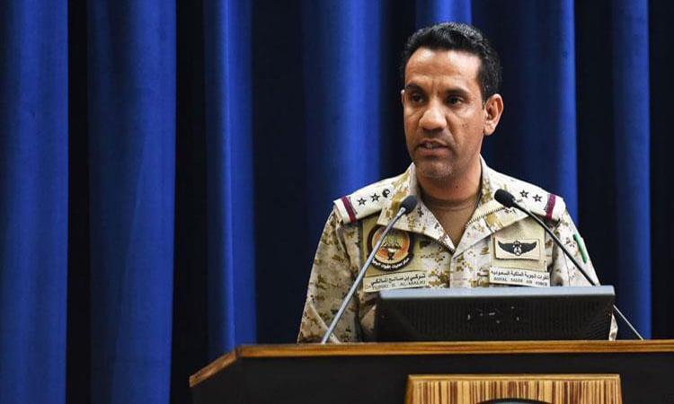 """""""التحالف"""" يسقط طائرات مسيّرة أطلقتها الميليشيات الحوثية باتجاه الأراضي السعودية"""