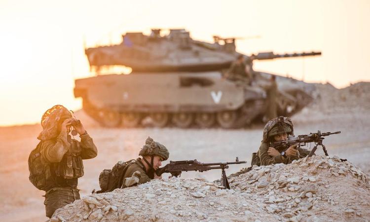إسرائيل تطلق النار على طائرة مدنية تابعة لها بالخطأ