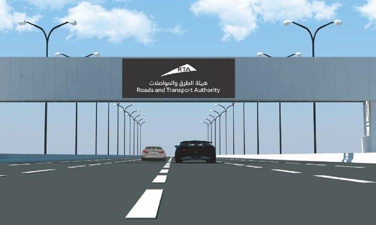 """""""طرق دبي"""" تنجز 65% من مشروع التوسع في الأنظمة المرورية الذكية"""
