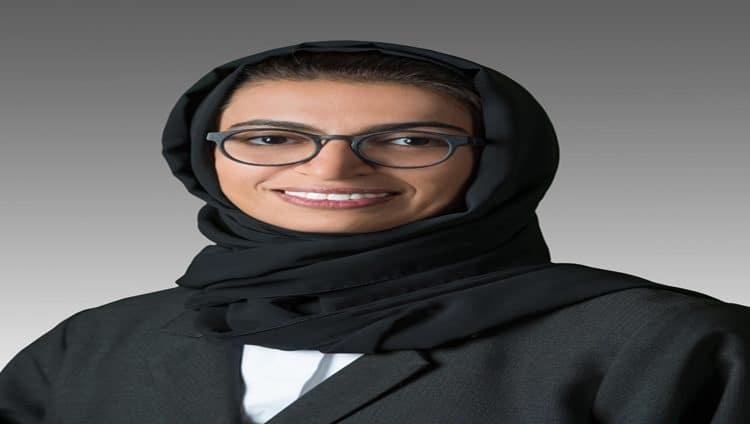نورة الكعبي : القيادة الرشيدة آمنت بقدرات المرأة في تنمية المجتمع
