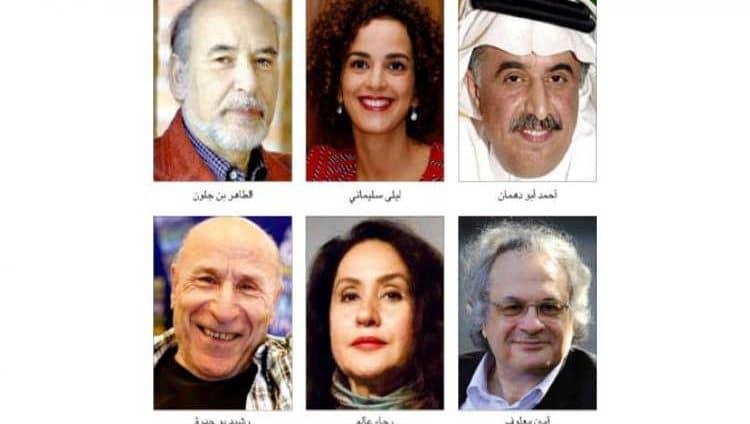 الروائي العربي في منفاه اللغوي
